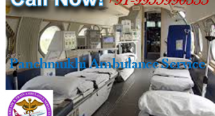 Pick the Best and Reliable Ambulance Services in Rohini by Panchmukhi