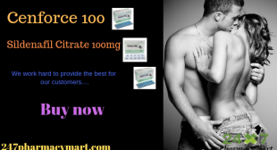 Erectile dysfunction – Have a look on the secured substances on Cenforce | 247PharmacyMart