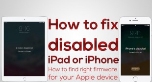 How to Fix Your Disabled iPad? – office.com/setup