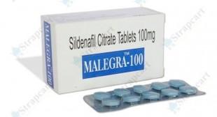 Malegra 100mg : Reviews, Price, Directions | Strapcart