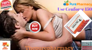 Escape and avoid all the erectile dysfunction issues with Cenforce | ThePurePharmacy