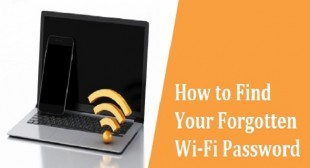 How to Find Your Forgotten Wi-Fi Password – office.com/setup