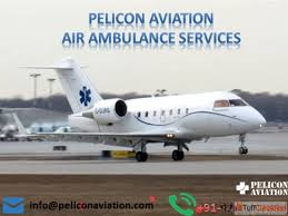 Air Ambulance in Delhi with Expert Medical Team by Pelicon Aviation