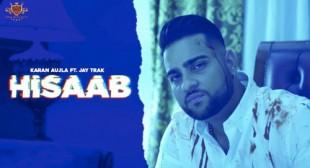 Hisaab Lyrics – Karan Aujla