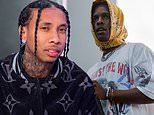 Tyga cancels Sweden show in support of A$AP Rocky… as rapper remains in custody