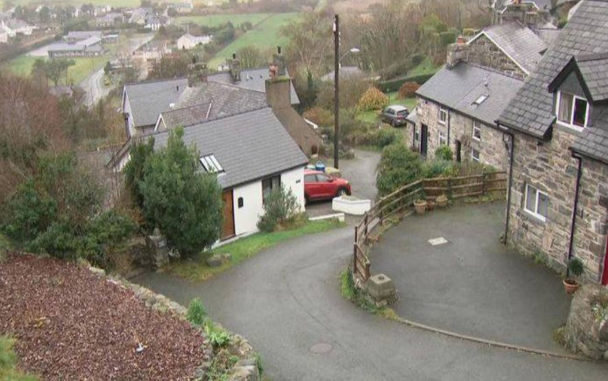 Street in Wales is declared steepest in the world