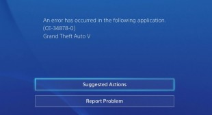 "Solved: ""An Error Has Occurred"" on PlayStation"