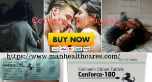 Sildenafil Citrate 100 mg | Cenforce 100