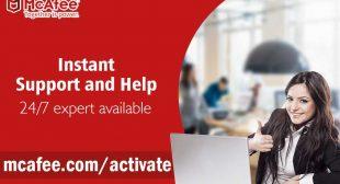 mcafee.com/activate | Redeem Retailcard