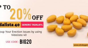 Vidalista 40 (Tadalafil 40mg) | Vidalista Reviews, side effect 100% Genuine