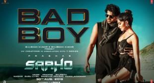 Bad Boy Lyrics – Badshah