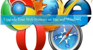 How to Upgrade Your Web Browser on Mac and Windows? – mcafee.com/activate