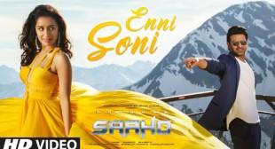 Enni Soni Lyrics – Saaho
