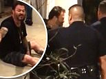 Bam Margera arrested for drunken rant at a Los Angeles hotel after seeking help from Dr. Phil