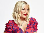 Tori Spelling still owes $87K on AMEX credit card from 2016