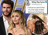 Miley Cyrus denied she has ever cheated on Liam Hemsworth