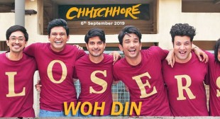 Woh Din Lyrics – Chhichhore
