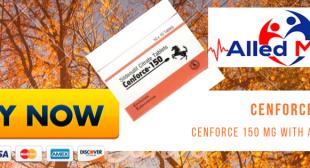 Cenforce 150 -buy cenforce 150 | Cenforce 150 paypal | AlledMart – Cheap ED Pharmacy for Men