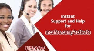 McAfee.com/Activate – Enter your code; Log in and Activate McAfee