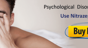 Buy Nitrazepam Tablets Recover of Sleeping Issues