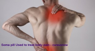 Buy Soma 500mg Online or 350mg to Treatment of Body Pain