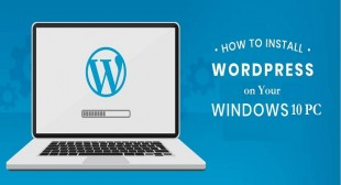 How to Install WordPress on Your Windows 10 PC – norton.com/setup