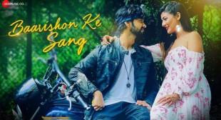 Baarishon Ke Sang Lyrics by Rishabh Srivastava