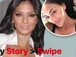 Nicole Scherzinger's Instagram account hacked with fake nudes and an alleged sex tape