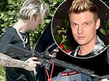 Aaron Carter reacts after brother Nick gets restraining order on him accusing him of murder threats