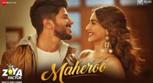 Maheroo Lyrics from The Zoya Factor