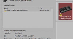 How to Fix No Device Detected in Corsair Utility Engine