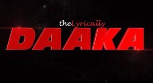 Daaka Lyrics – Himmat Sandhu | Gippy Grewal | theLyrically Lyrics