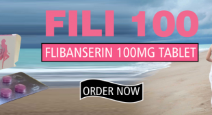 Buy Flibanserin 100mg online in the US