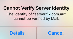 How to Fix iPhone Cannot Verify Identity Issue – Norton Setup