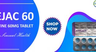 Buy Dapoxetine 60mg online