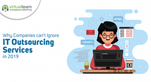 Why Companies can't Ignore IT Outsourcing Services in 2019
