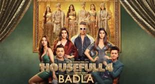 Badla Lyrics – Housefull 4