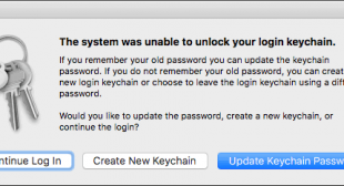 How To Manage Apple Keychain Passwords?
