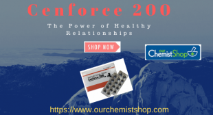 Cenforce improves the erection intensity of a man