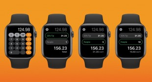 How to Use Calculator App on Apple Watch in WatchOS 6