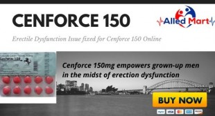 Cenforce 150 For Sale Online | viagra 150mg | Lowest Price | AlledMart – Cheap ED Pharmacy for Men