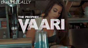 Punjabi Song Vaari PropheC