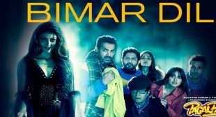 Bimar Dil Lyrics – Pagalpanti