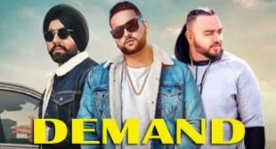 Demand Lyrics – Karan Aujla