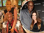 Lamar Odom announces he is ENGAGED to Sabrina Parr three years after divorce with Khloe Kardashian