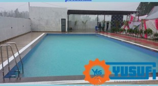 Swimming Pool Manufacturers in India by Yusufi Engineering