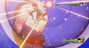 How playing Baseball works best in Dragon Ball Z: Kakarot
