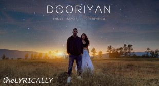 Dino James Lyrics Dooriya
