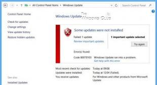 How to Troubleshoot 80070103 Windows Update Error Code?