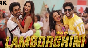 lamborghini lyrics by neha kakkar